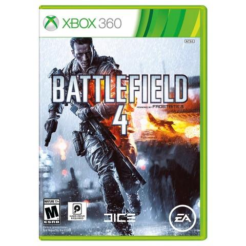 Battlefield 4: Standard Edition (Xbox 360)