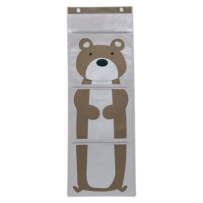 Eddie Bauer® Wall Hanging - Gray Bear