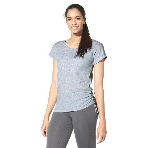C9 Champion® Women's Yoga Layering Top With Side Tie