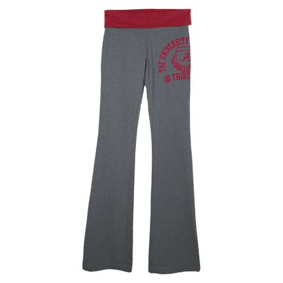Alabama Crimson Tide Women's Pants - Grey