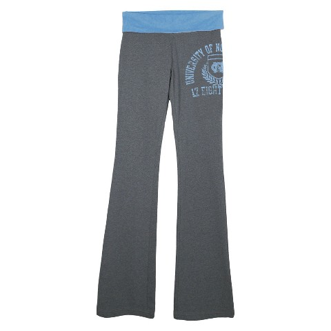 UNC Tarheels Women's Pants - Grey