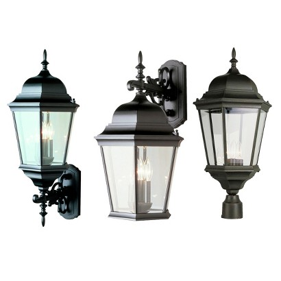 Colonial outdoor lighting collection target