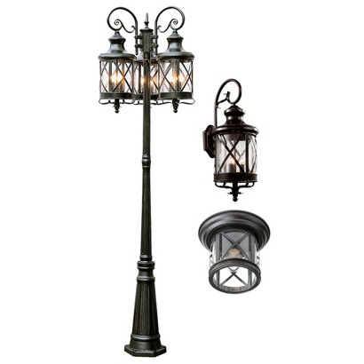 Tennessee Outdoor Lighting Collection