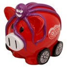 Optimum Fulfillment NHL Detroit Redwings Piggy Bank - Large