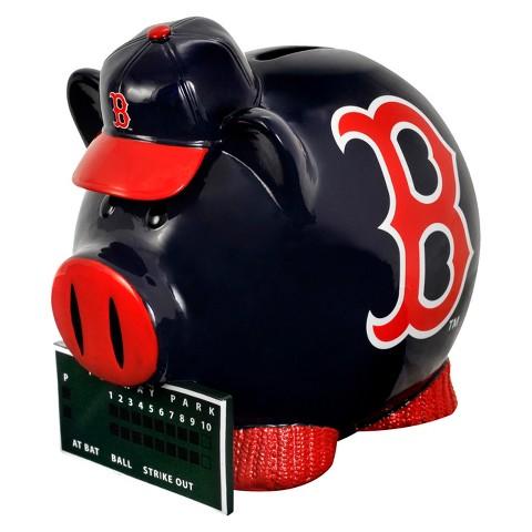 Boston Red Sox Coin Bank