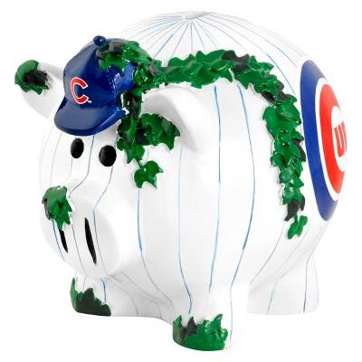 Chicago Cubs Coin Bank