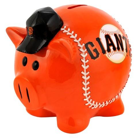 San Francisco Giants Coin Bank