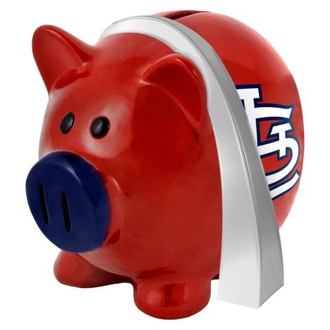 Coin Banks Target st Louis Cardinal Coin Bank