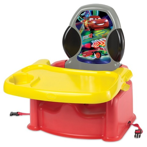 The First Years Disney Cars Feeding Booster Seat