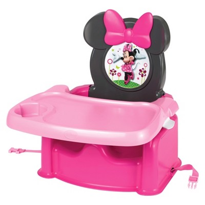 The First Years Disney Minnie Mouse Feeding Booster Seat