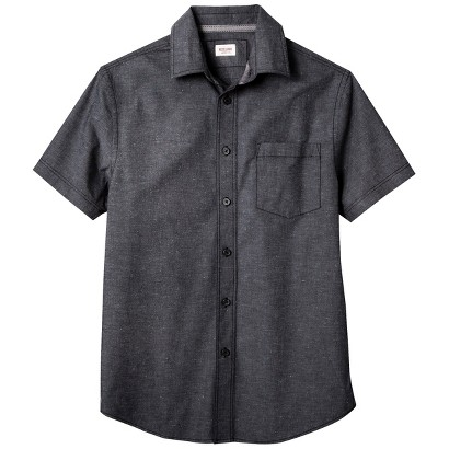 Mossimo Supply Co. Men's Short Sleeve Shirt