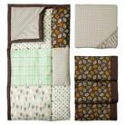 Eddie Bauer® Fox and Friends 3pc Crib Bedding Set
