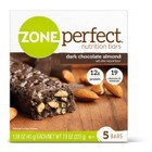 ZonePerfect® Dark Chocolate Almond Nutrition Bars - 5 Count