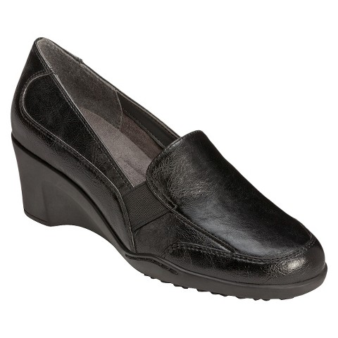 Women's A2 by Aerosoles Torque Wedge Loafers