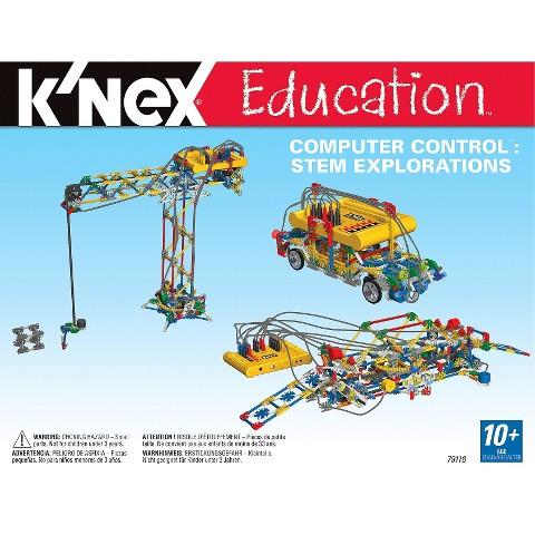 K'NEX® Education Computer Control STEM Explorations Set