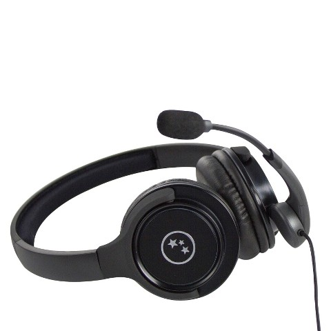 Able Planet Clear Voice Stereo Headphones - Black (TL210BMM01)