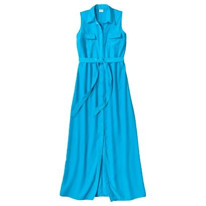 Merona® Women's Maxi Shirt Dress - Assorted Colors