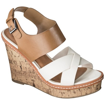 Women's Mossimo® Paulette Wedge Sandals - Assorted Colors