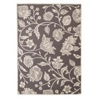 Threshold™ Indoor/Outdoor Floral Area Rug - Gray