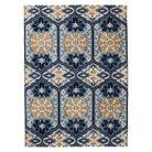 Threshold™ Mosaic Tile Area Rug - Blue