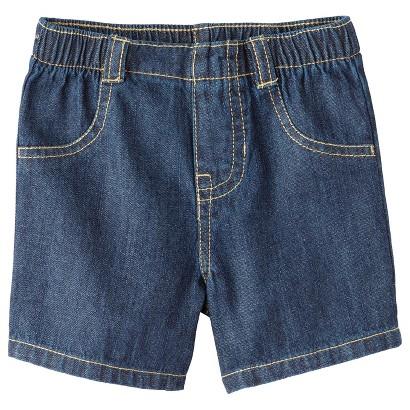 Circo® Newborn Infant Boys' Jeans Shorts - Dark Denim