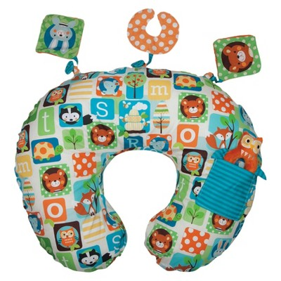 Boppy Interactive Nursing Pillow Slipcover - Gentle Forest