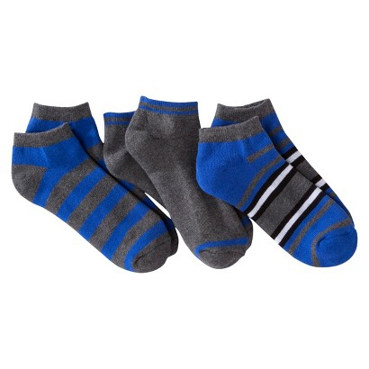 Mossimo Supply Co. Men's Blue Casual Socks - One Size Fits Most