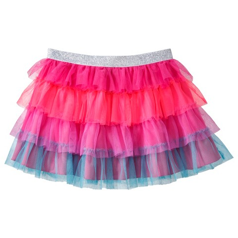 Freestyle&#174 by Danskin&#174 Girls' TuTu -  - Sundown Blue