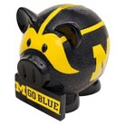 Michigan Wolverines Piggy Bank - Large