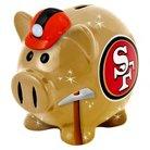 San Francisco 49ers PiggyBank Large