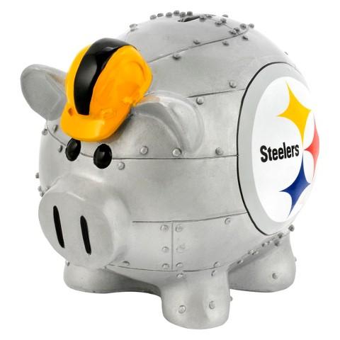Pittsburgh Steelers PiggyBank Large