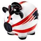 New England Patriots PiggyBank Large