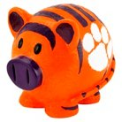 Clemson Tigers Piggy Bank - Large