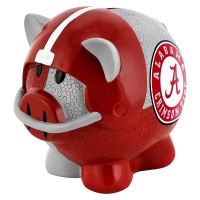 Alabama Crimson Tide Piggy Bank - Large