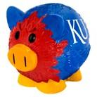 Kansas Jayhawks Piggy Bank - Large