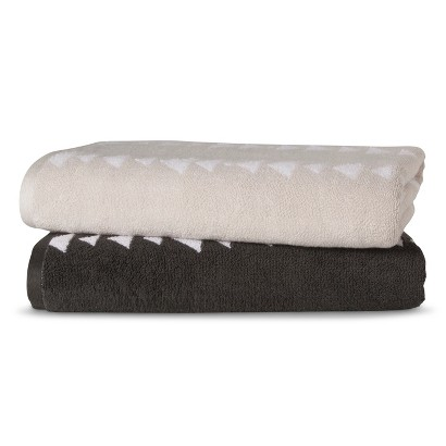 Nate Berkus™ Arrowhead Bath Towels