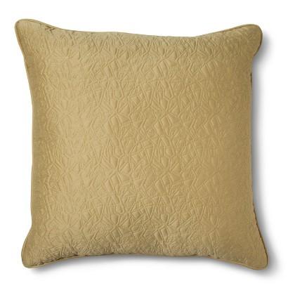 Fieldcrest® Quilted Mosaic Decorative Pillow