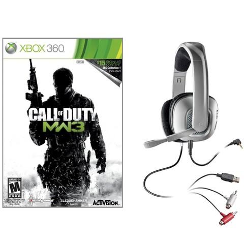Call of Duty: Modern Warfare 3 with Plantronics X40 Stereo Headset Bundle (Xbox 360)
