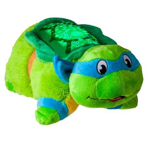 Pillow Pets Dream Lites Teenage Mutant Ninja Turtles - Leonardo