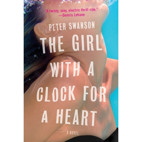 The Girl With a Clock for a Heart (Hardcover)