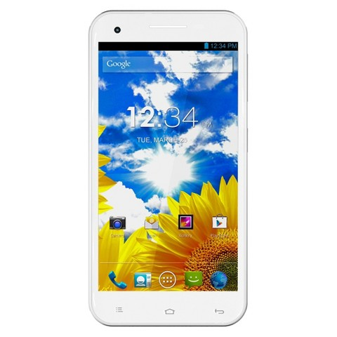 Blu Studio 5.5 D610a Factory Unlocked Cell Phone for GSM Compatible