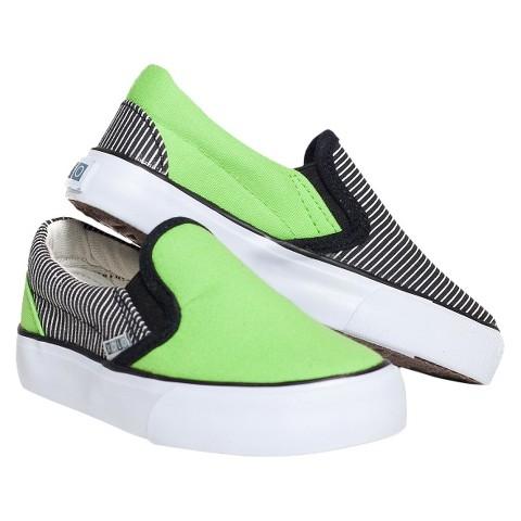 Toddler Boy's Xolo Sk8tr Sneaker - Lime