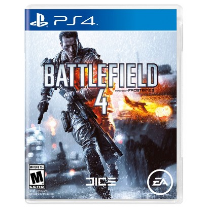 Battlefield 4: Standard Edition (PlayStation 4)