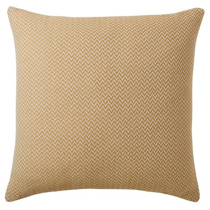 "Threshold™ Herringbone Toss Pillow (18x18"")"
