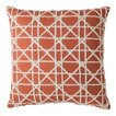 "Threshold™ Grid Applique Toss Pillow (18x18"")"