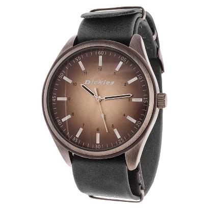 Dickies® Men's Analog Watch - Gray