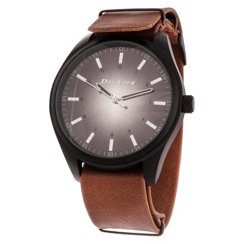 Dickies® Men's Analog Watch - Brown