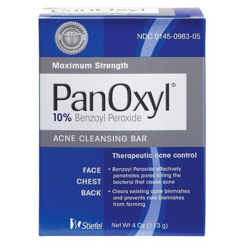Benzoyl peroxide gel on Shoppinder