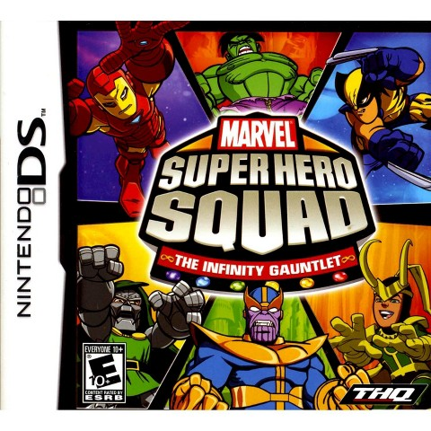 Marvel Super Hero Squad - The Infinity Gauntlet PRE-OWNED (Nintendo DS)