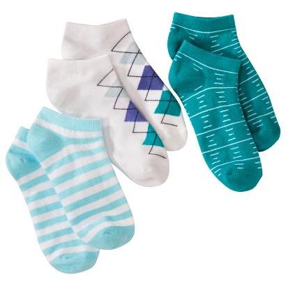 Women's Low Cut Socks 3-Pack